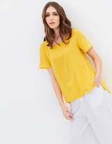 Privilege Valencia Swing Tee Top