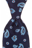 Roundtree & Yorke Trademark Dressy Paisley Traditional Silk Tie