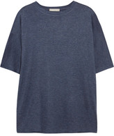 Vince Stretch-jersey T-shirt - Navy