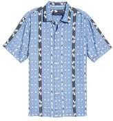 Tommy Bahama Ikat Don't Stop Silk Blend Camp Shirt