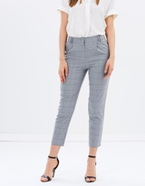 Dorothy Perkins Prince Of Wales Check Trousers