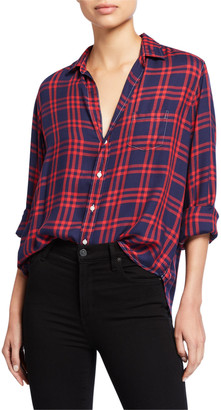 Frank And Eileen Plaid Long-Sleeve Button-Down Shirt