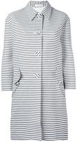Peter Jensen Atilla coat - women - Cotton/Linen/Flax - S