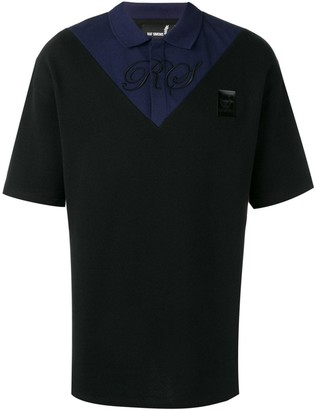 Fred Perry Two Tone Polo Shirt