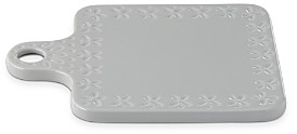 Kate Spade Willow Drive Gray Square Cheese Board