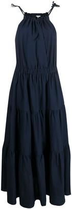 Antonelli Flared Maxi Dress