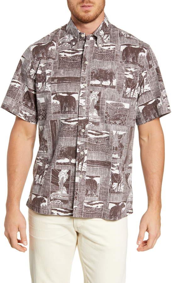 c282108c Reyn Spooner Men's Shirts - ShopStyle