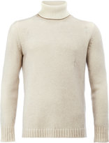 Avant Toi roll-neck jumper - men - Cashmere/Merino - S