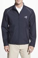 Cutter & Buck Men's Big & Tall 'Los Angeles - Beacon' Weathertec Wind & Water Resistant Jacket