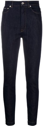 Dolce & Gabbana High-Waisted Skinny Jeans