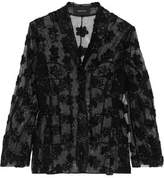 Simone Rocha Embellished Tulle Jacket