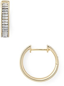 Kendra Scott Jack Multicolor Faceted Hoop Earrings