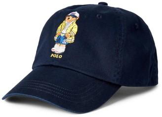 Polo Ralph Lauren Polo Bear Cotton Chino Sport Cap