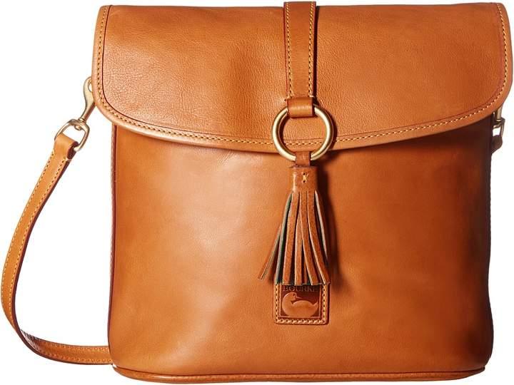 Dooney & Bourke Florentine Classic Large Dottie Crossbody Cross Body Handbags