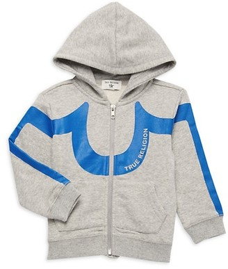 True Religion Little Boy's Ribbed Cotton Hoodie