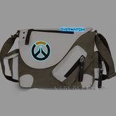 valoranshop Overwatch Messenger Bag Single-shoulder Bag Luminous in Dark Satchel Bag
