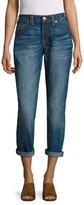 True Religion Audrey Slim Fit Boyfriend Super Jeans