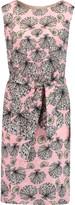 Emilio Pucci Printed silk-jacquard dress