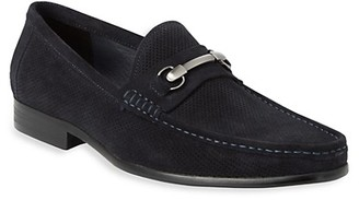 Saks Fifth Avenue Classic Suede Loafers