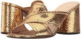 Marc Jacobs Aurora Mule Women's Clog/Mule Shoes