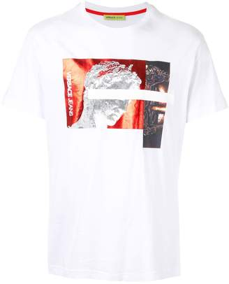 Versace sculpture T-shirt