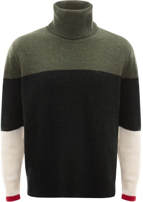 J.W.Anderson Colourblock Knitted Jumper
