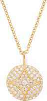 Jamie Wolf Aladdin Pavé Diamond Pendant Necklace
