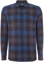 Linea Men's Laval Check Long Sleeve Shirt