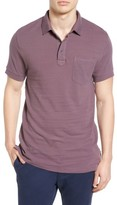 French Connection Men's Slub Knit Polo
