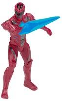 Power Rangers Power Ranger Figures Movie Action Hero- Red Ranger Figure