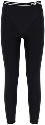 Adam Selman Sport French Cut Leggings