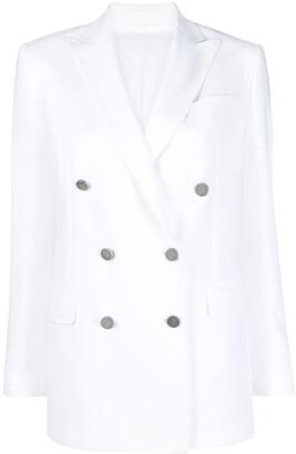 Tagliatore Jasmine double-breasted blazer