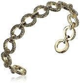 House Of Harlow Eternal Link Cuff Bracelet