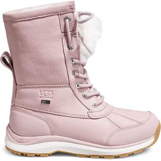 UGG Cold Weather Tech Adirondack III Fluff Sheepskin Winter Boots