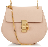 Chloé Drew small leather cross-body bag