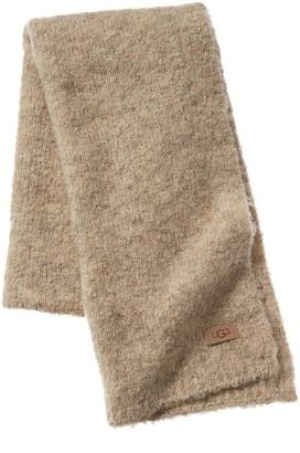 UGG Boucle Blanket Wool-Blend Scarf