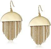 Trina Turk Basics Fringe Drop Earrings
