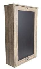 Foundry Select Michel Floating Desk Color: Gray