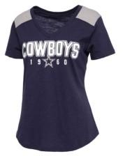 Authentic Nfl Apparel Dallas Cowboys Women's Bonnie T-Shirt