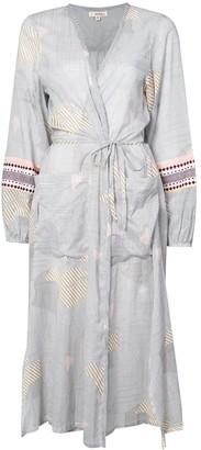 Lemlem Wefi wrap dress