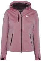 Nike Hypershield Hooded Shell Jacket - Grape