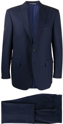 Canali Straight-Leg Two-Piece Suit