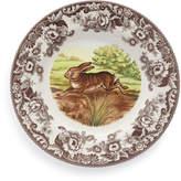 Spode Woodland Rabbit Dinner Plates, Set of 4