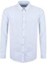 Henri Lloyd Long Sleeved Club Regular Shirt Blue