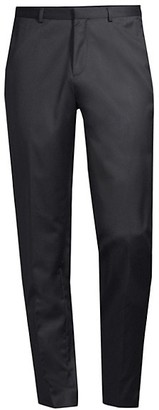 HUGO BOSS Hartley Super Navy Trousers
