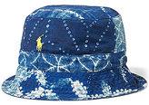 Polo Ralph Lauren Shibori Reversible Bucket Hat