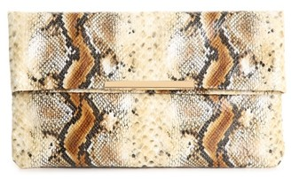 Urban Expressions Amber Clutch