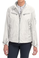 Bogner Baika Crop Golf Jacket (For Women)