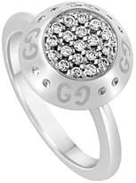 Gucci 18K 0.19 Ct. Tw. Diamond Ring