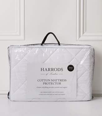 Harrods Cotton Mattress Protector
